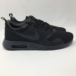 100% authentic 01977 0a53e Nike Shoes - NIKE AIR MAX TAVAS 705149 010 Black Anthracite